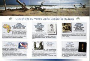 dépliant UTL 1er trimestre 2011-2012