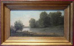 Paysage Gustave Courbet Collections des Musées de Saintes