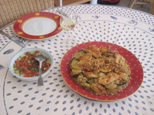 La recette du makloba, plat typique de Jordanie