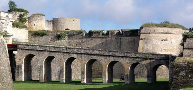 La citadelle et le vignoble, escapade à Blaye le 13 octobre 2017