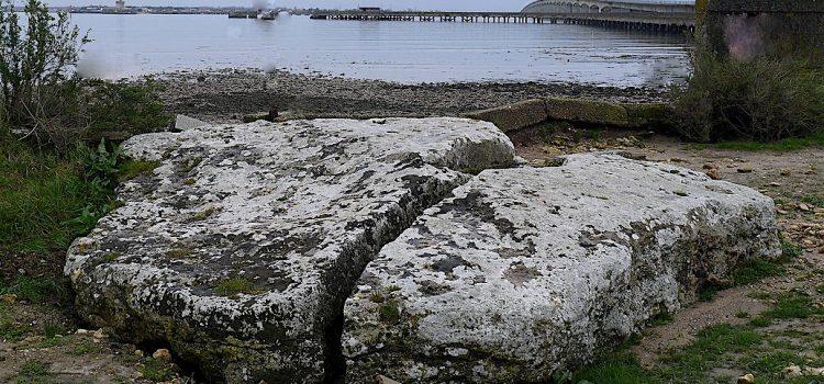 Archéologie : le chantier de fouilles du dolmen d'Ors le 11 octobre 2017